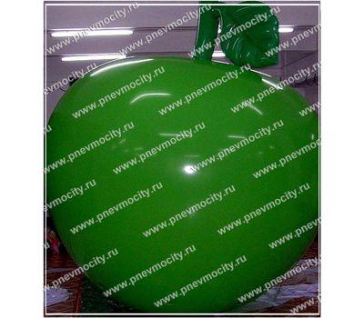 """Надувная фигура. """"Зеленое яблоко""""., фото 1"""