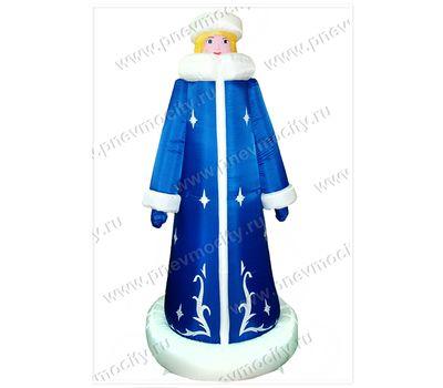 Надувная Снегурочка. Новогодняя., фото 1