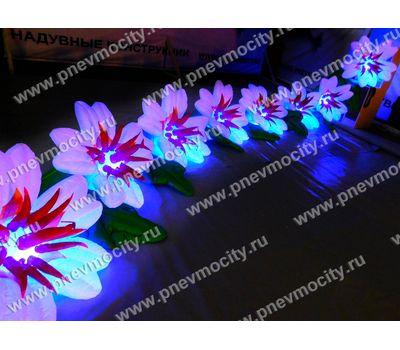 Пневмогирлянда цветы Экзотика, фото 6