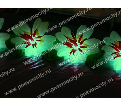 Пневмогирлянда цветы Экзотика, фото 7