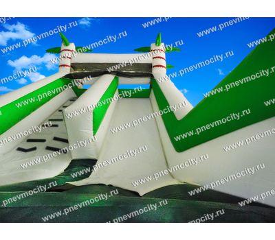Большая надувная горка Оазис 7,5м, фото 3