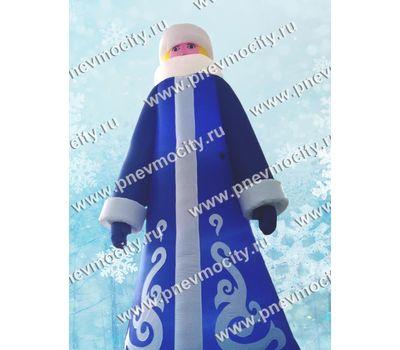 Надувная Снегурочка. Новогодняя., фото 2