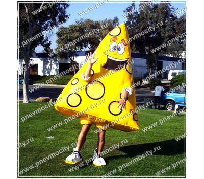 Надувной костюм. Сыр., фото 1