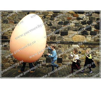 Надувной костюм. Яйцо., фото 1