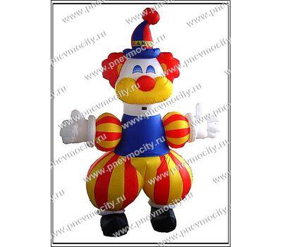 "Надувной костюм ""Клоун"", фото 1"
