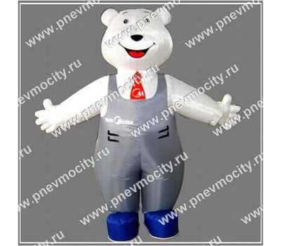 """Надувной костюм """"Медведь"""", фото 1"""