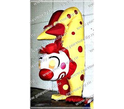 "Надувной костюм ""Клоун на руках"", фото 1"