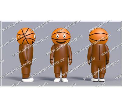 Надувной костюм. Мяч, фото 1