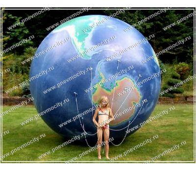 Рекламный дирижабль Земной шар 3 м, фото 1