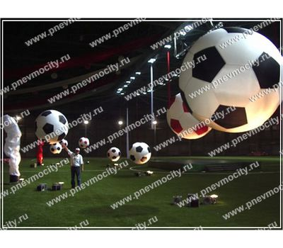 Рекламный шар Футбольный мяч 2 м, фото 1