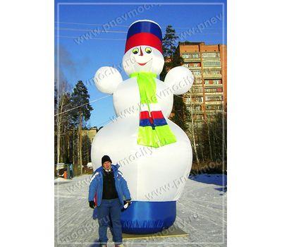 Надувной Снеговик., фото 1