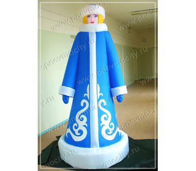 Надувная Снегурочка, фото 1
