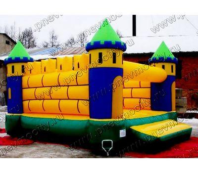 Батут крепость, фото 1