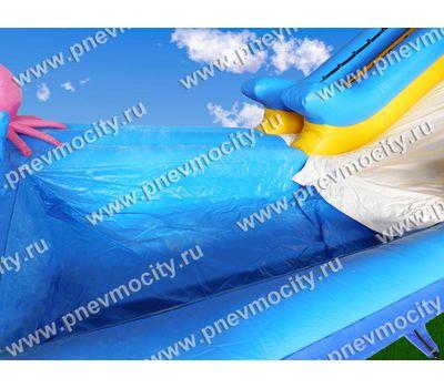 """Надувная горка """"Осьминог"""" с бассейном, фото 3"""