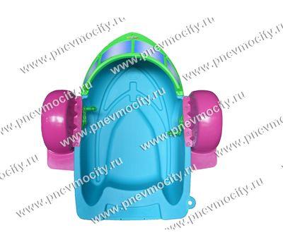 Новый водный аттракцион Механическая лодочка, фото 4