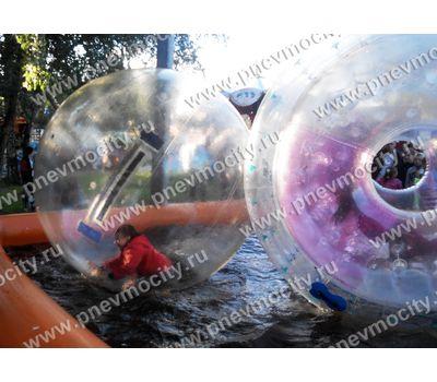 Аттракцион водный роллер ТПУ, фото 4