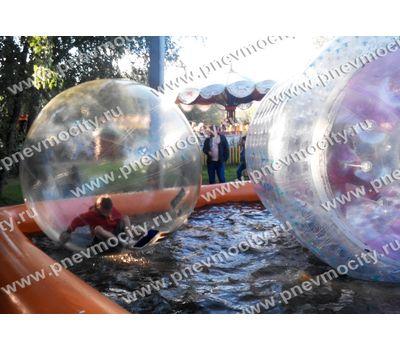 Аттракцион водный роллер ТПУ, фото 5
