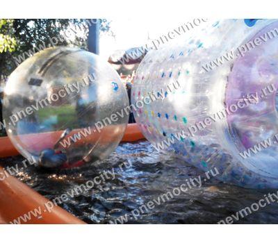Аттракцион водный роллер ТПУ, фото 6