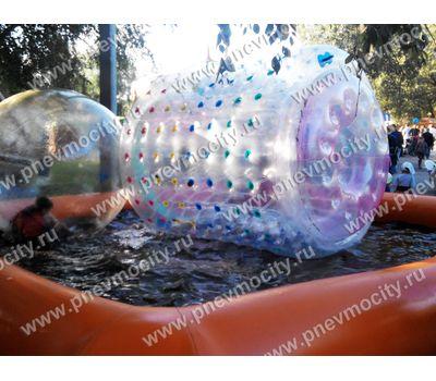 Аттракцион водный роллер ТПУ, фото 7