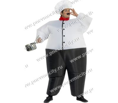 "Надувной костюм ""Повар"", фото 1"
