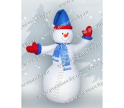 Надувной Снеговик Брендированный, фото 1