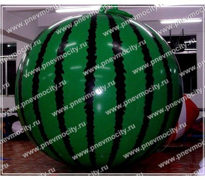 Рекламный шар Арбуз, фото 1