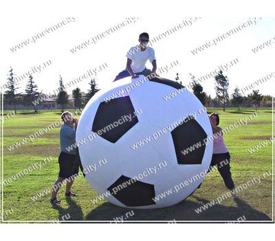 Рекламный шар Футбольный мяч, фото 1