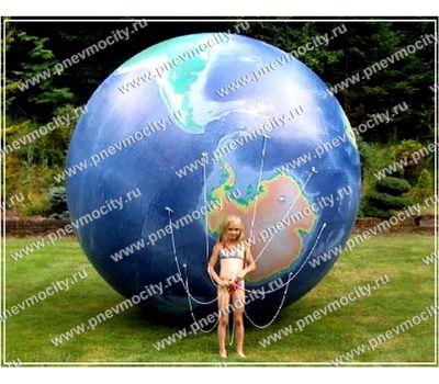 Рекламный дирижабль Глобус, фото 1