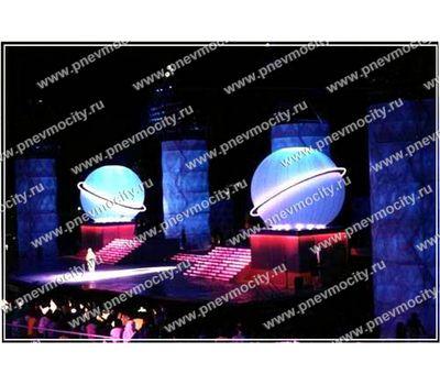 Рекламный шар Планета, фото 1