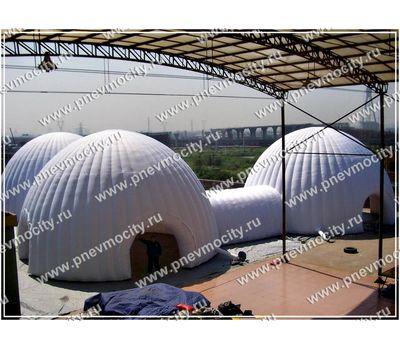 Быстровозводимое сооружение Торговые павильоны, фото 1