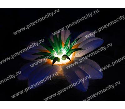 Надувной цветок Экзотика белый Диаметр 3м, фото 6
