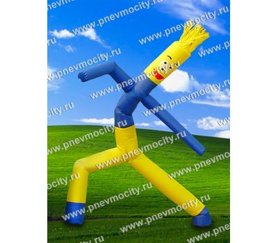 Аэромен желто-синий, фото 1